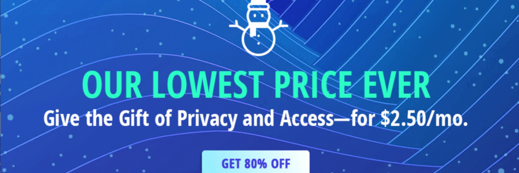 graphic for vypervpn lowest price ever