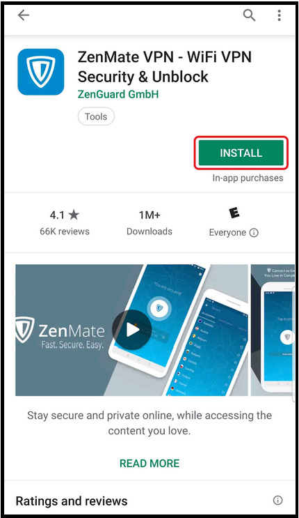 Download ZenMate (Newest Version) for Desktop and Mobile