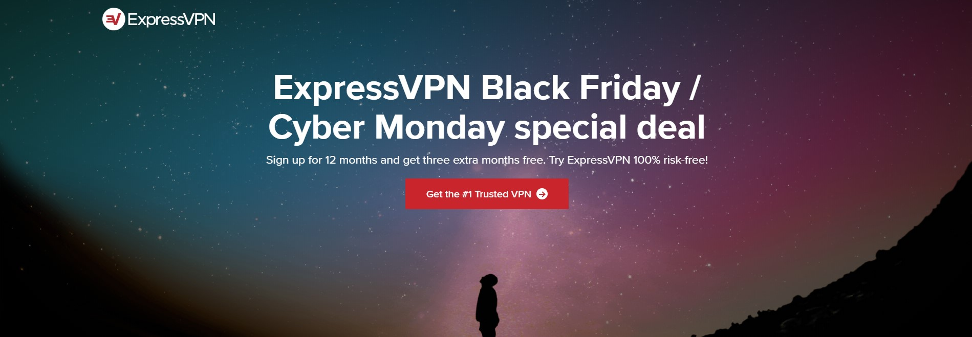 ExpressVPN Black Friday Cyber Monday deal
