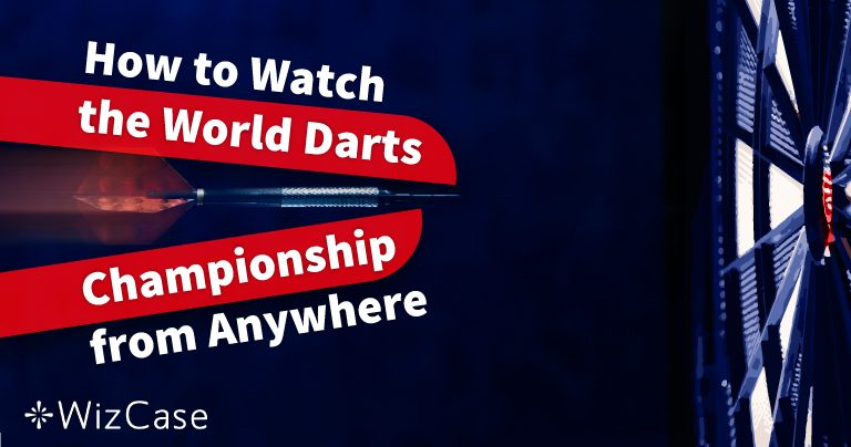 How to Watch the 2020 PDC World Darts Championship from Anywhere