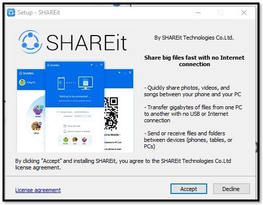 SHAREit Installer