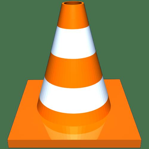 VLC logo icon
