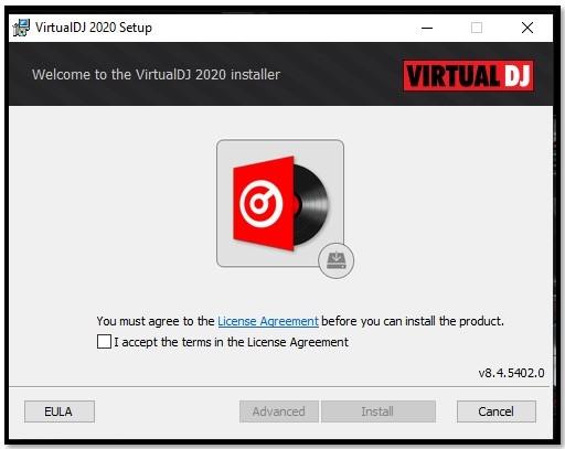 Virtual DJ Installer