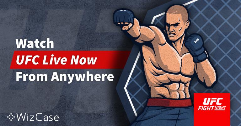 Screenshot of UFC Fight