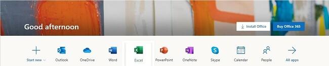 Kaikki Office 365 -sovellukset
