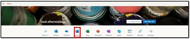 Få Office 365 gratis online