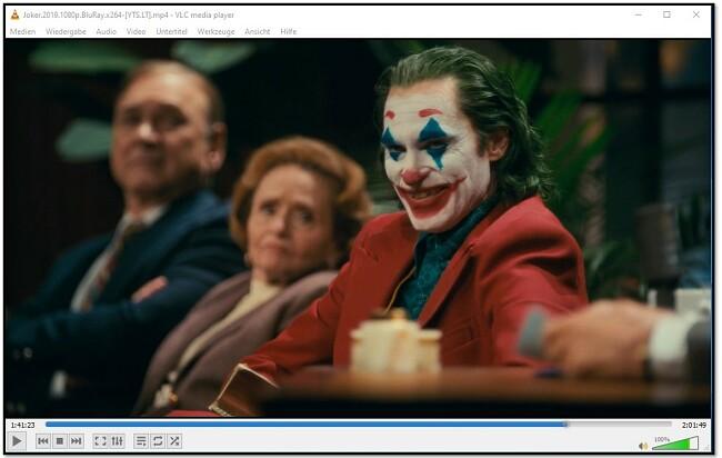 Videos auf VLC ansehen