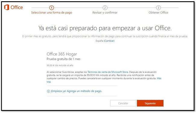 Cómo obtener Office 365 gratis