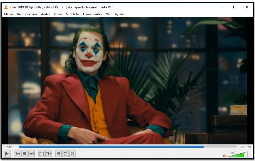 Ver videos en VLC