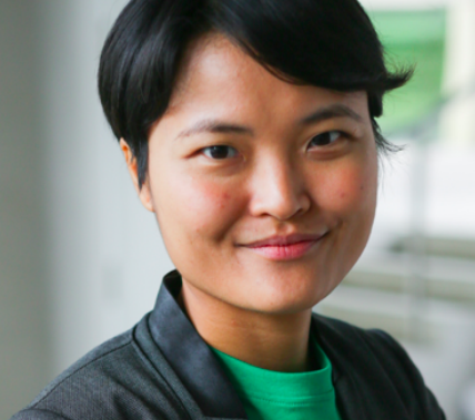 Portrait of Hooi Ling Tan smiling at the camera.