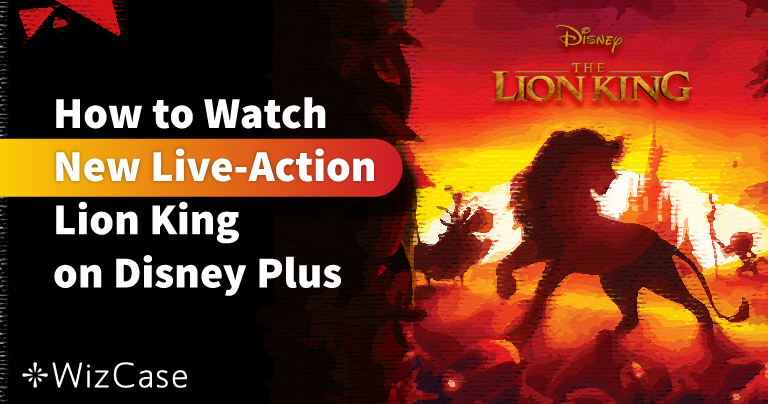 How to Watch The Lion King Live-Action on Disney Plus in 2020