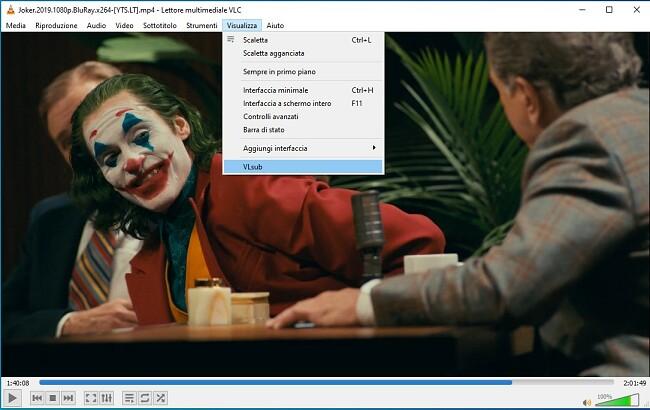 Cerca i sottotitoli con VLC VLsub