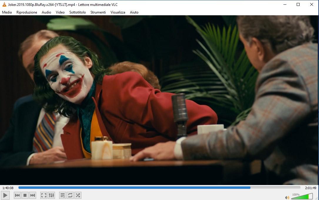 Guardare video su VLC