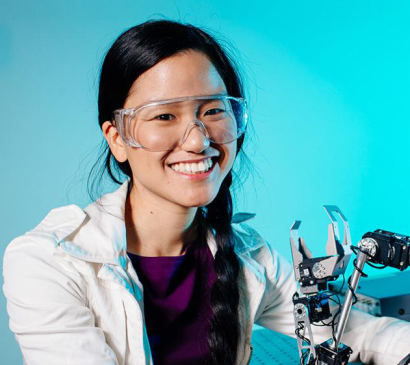 Marita Cheng — CEO and Founder of Aubot