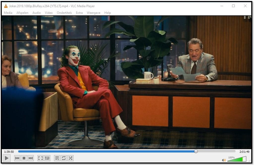 Video's bekijken op VLC