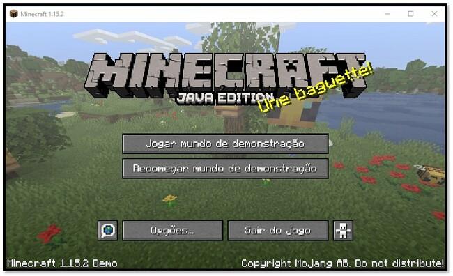 MineCraft - jogue no mundo demo
