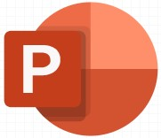 PowerPoint logo icon