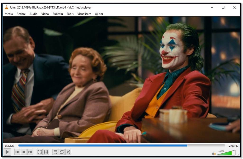 Watching videos on VLC