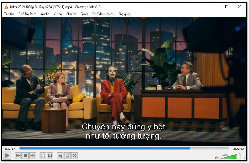 Hiển thị phụ đề trên VLC Media Player