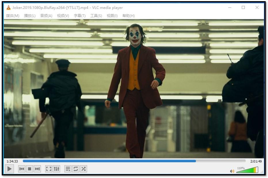 在VLC上观看视频