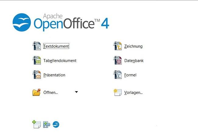 OpenOffice-Apps