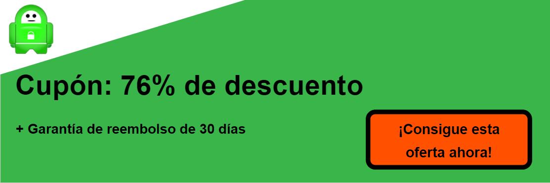 Banner de cupón PIA.VPN -76% de descuento
