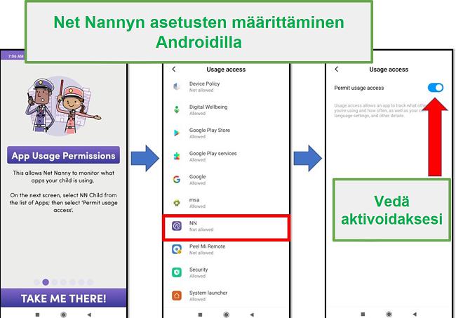 Net Nanny Androidille