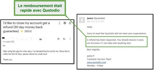 Assistance client Qustodio