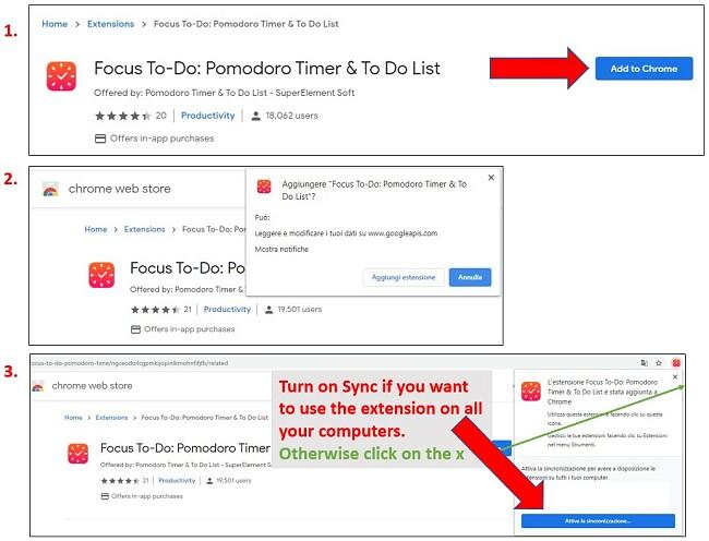 Passaggi per aggiungere estensioni a Google Chrome