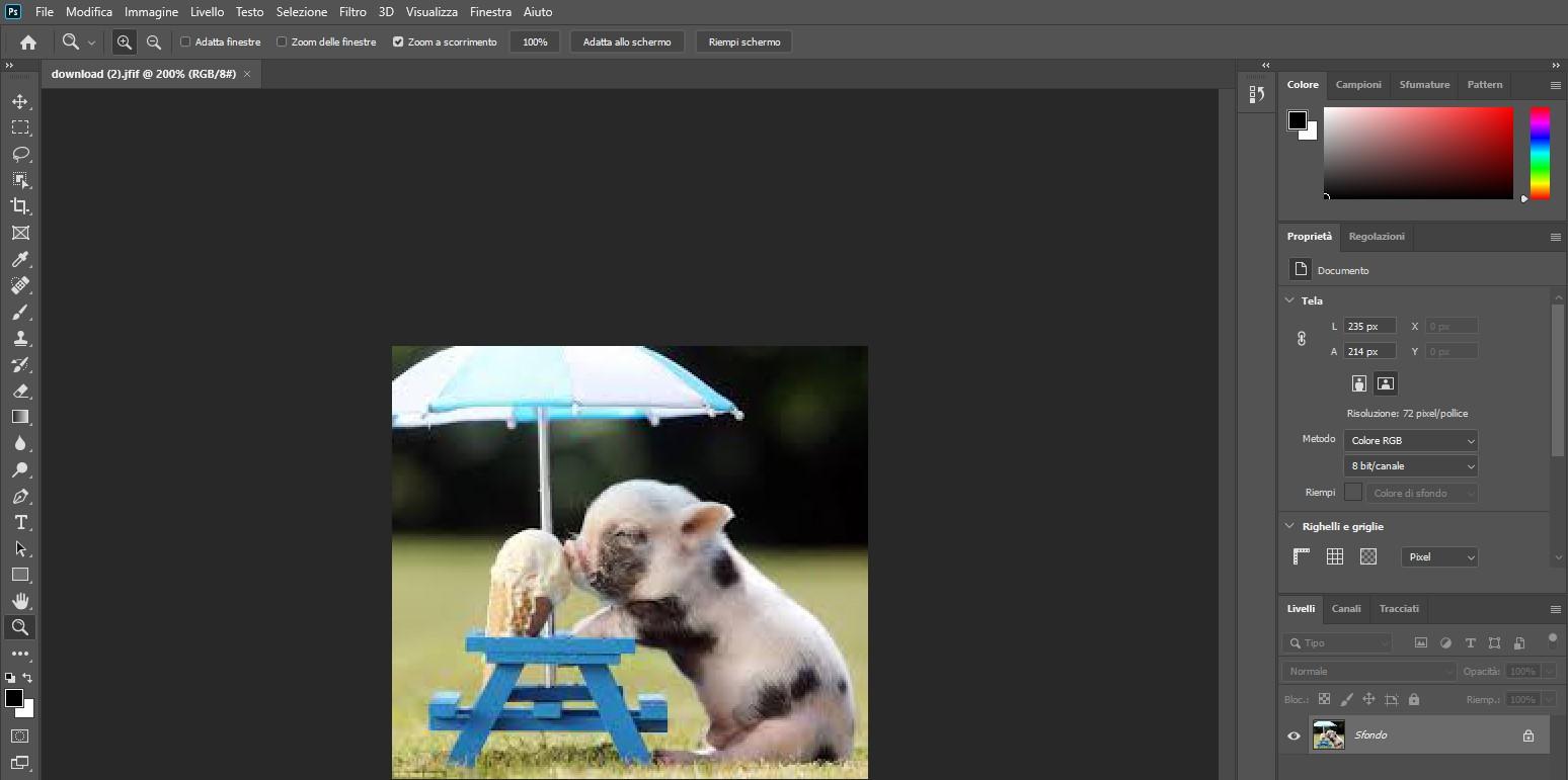 Versione completa di Photoshop