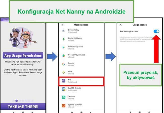 Net Nanny dla Androida