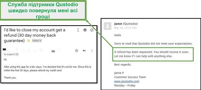 Підтримка клієнтів Qustodio