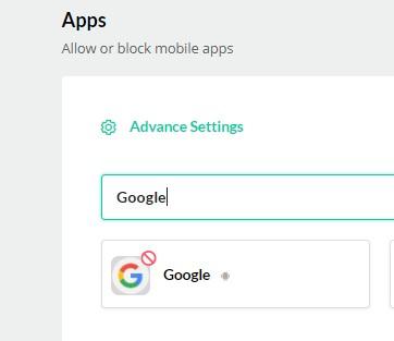Mobicip lets you block apps