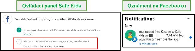 Facebook pro bezpečné děti