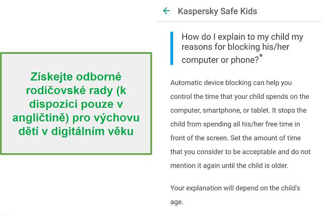 Tipy pro bezpečné rodičovství