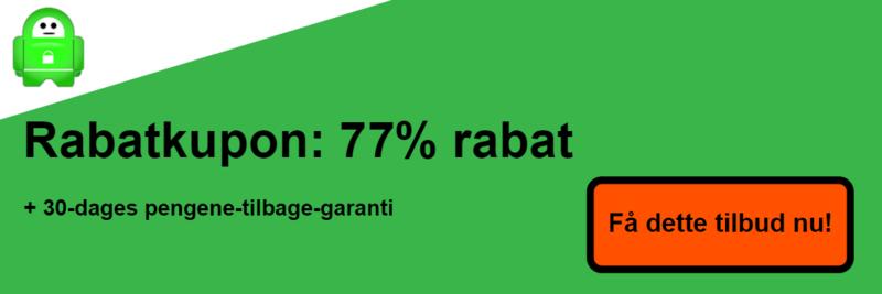 pia vpn kupon banner 77% rabat
