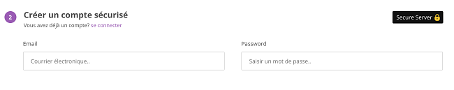 Comment acheter PrivateVPN entrez l'adresse e-mail