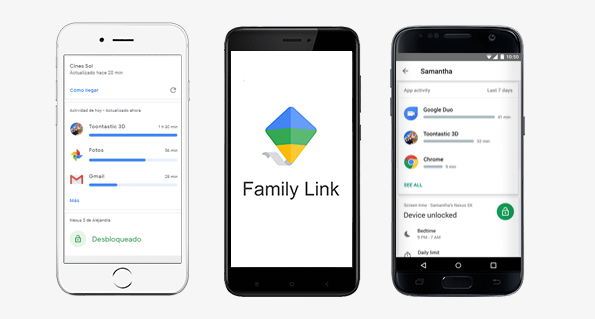 Google Family Link Image
