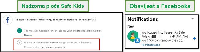 Facebook ulijeva Sigurna djeca