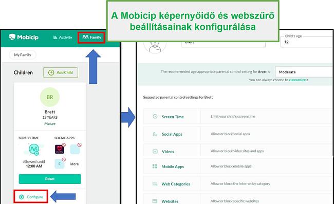 a mobicip létrehozott egy webszűrőt