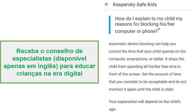 Dicas para criar filhos com segurança