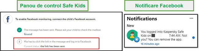 Facebook pentru Safe Kids