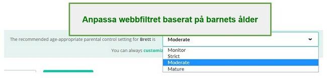 Mobicip filteralternativ