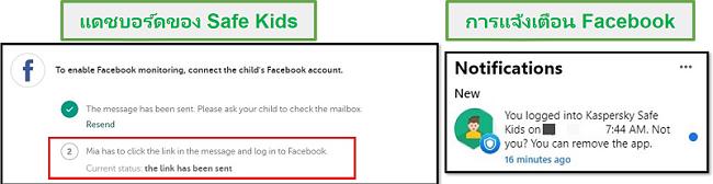 Facebook สำหรับเด็กปลอดภัย