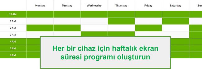 Mobicip programı