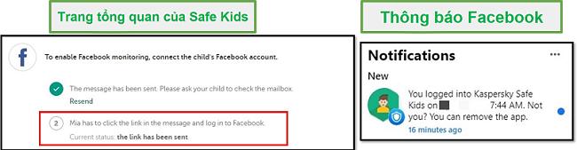 Facebook cho trẻ em an toàn