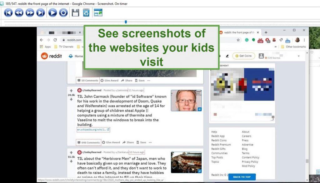 REFG Screenshots