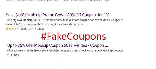 Fake Mobicip Coupons