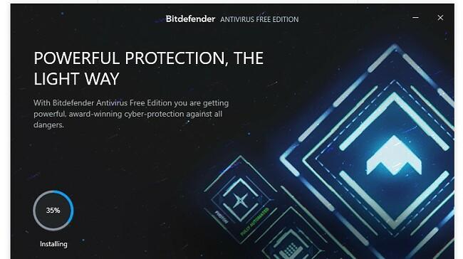 Get free bitdefender