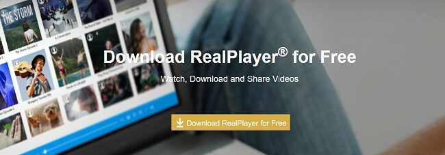 download real player